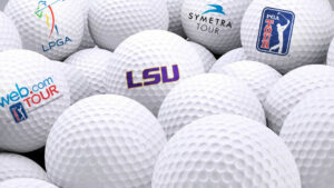 LSU men's golf team wins first regional title