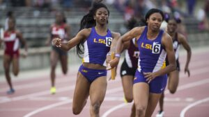 LSU track and field prepare for the SEC Outdoor Championships