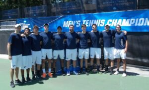 Emory Men's Tennis Defeats Sewanee — Advances To NCAA Quarterfinals