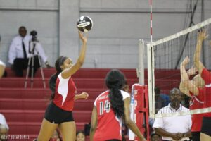 Clark Atlanta Volleyball Stopped by North Greenville