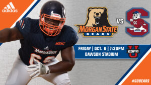 Morgan State Bears Vs. South Carolina State Bulldogs Preview