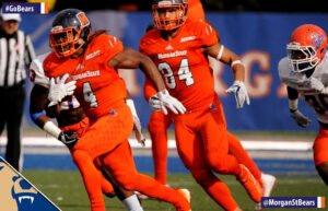 Morgan State Picks Up First Win On Homecoming Weekend