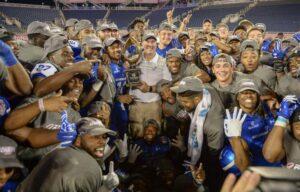 Georgia State Earns First Bowl Victory