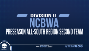 Four Named to NCBWA Preseason All-Region Baseball Team