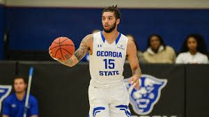 SIMONDS NAMED GSU STUDENT-ATHLETE OF THE WEEK