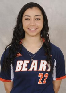 Morgan State Lady Bears Softball Player Swings into Game Change Mode