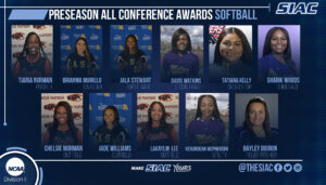 2018 SIAC Softball Preseason Teams Announced