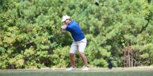 Caballero Ties For 16th As Clayton State Ties For 14th At The Aflac/Cougar Invitational