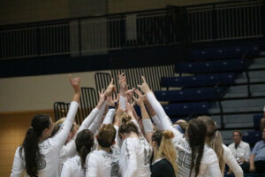 Berry Volleyball Ranked No. 1 in NCAA Regional Rankings