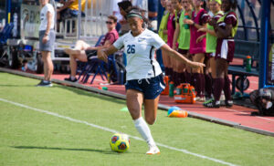Beall's Hat Trick Leads Emory Past Covenant