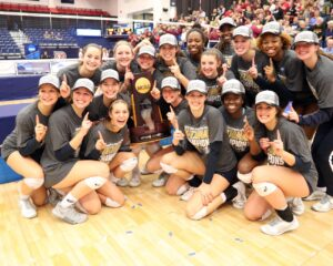 Emory Volleyball Wins NCAA D-III National Title