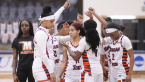 Morgan State Women's Hoops Improve Heading Into MEAC Play