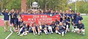 The Reinhardt University Men's Lacrosse Final Tune Up