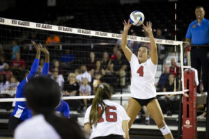Conference play begins for Blazers Volleyball Tuesday evening