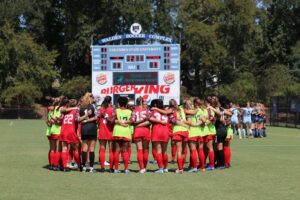 """""""Columbus State Women's Soccer gets back on the Good Foot"""""""