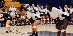 Reinhardt Women's Volleyball Wins AAC Home Opener