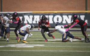 Assignment football: Blazers defeat Choctaws, push win streak to 20 games