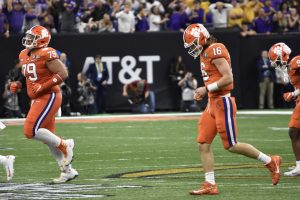 Offensive Woes: What happened to Clemson's Offense?