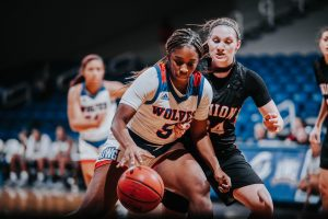 Women's Basketball: The Union Bulldogs March Into West Georgia And Leave Victorious
