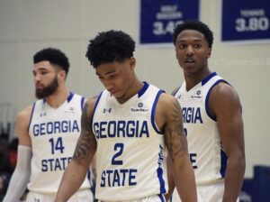 Sun Belt Tournament seeding comes down to regular season finale for Georgia State men's basketball