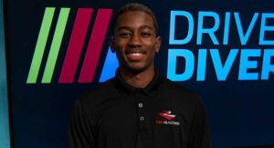 Sunoco declares full-time sponsorship of NASCAR's Rev-Racing driver Rajah Caruth